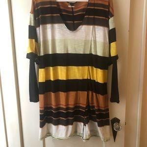 Free People Shirt Dress